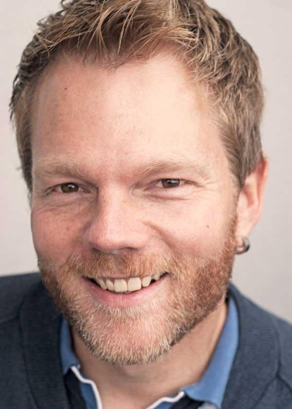 Portraitfoto Peter Schwitter