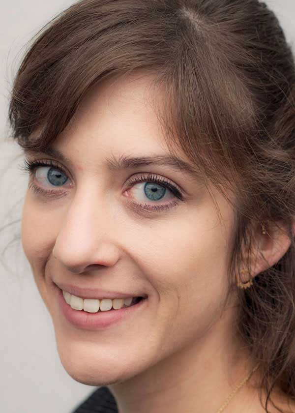 Portraitfoto Manuela Graf